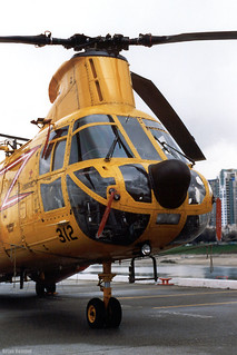 Canadian Armed Forces CH-113 Labrador 11312