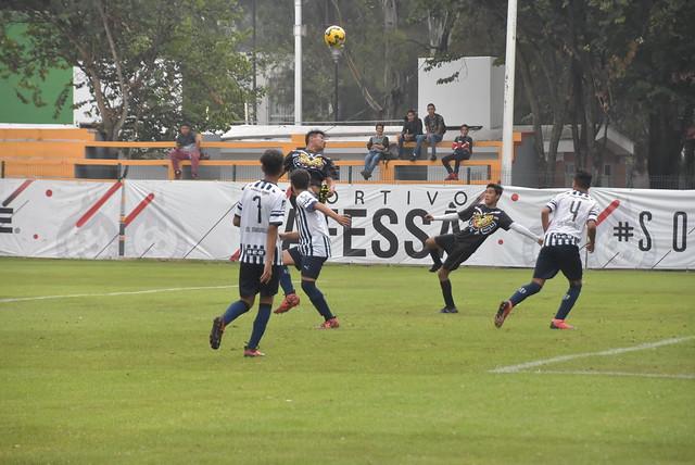 Primer Partido de Liga Córdica Sub 15 Coyotl vs Monterrey