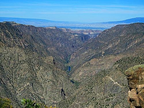 geology erosion canyon rural colorado montrosecolorado river gunnisonriver blackcanyonofthegunnisonnationalpark