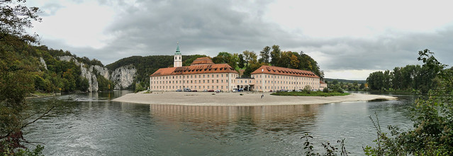 Weltenburg Abbey / Kloster Weltenburg am Donaudurchbruch