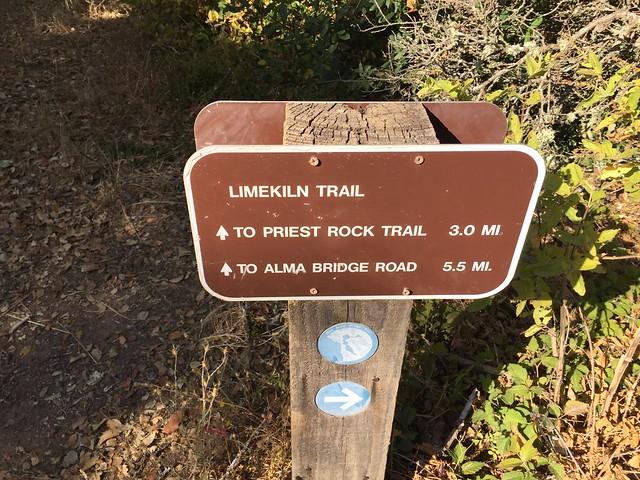Woods Trail / Limekiln / Kennedy