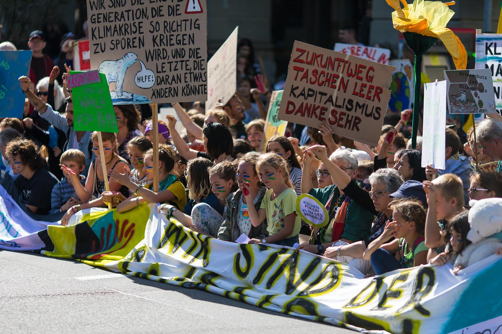 Klimademo Bern, 28.9 (18)