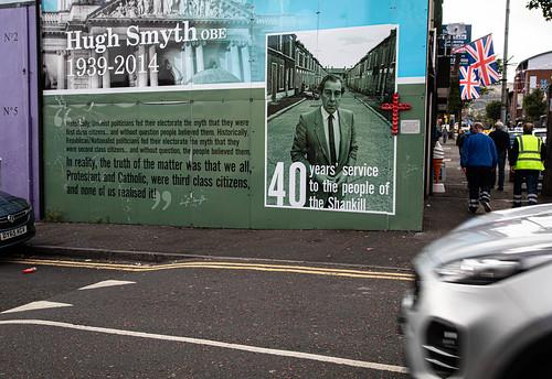 Hugh Smyth OBE