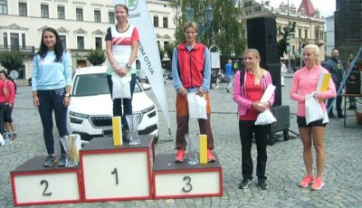 Týden po vítězství v maratonu Hradecký třetí v Chrudimské vinařské desítce