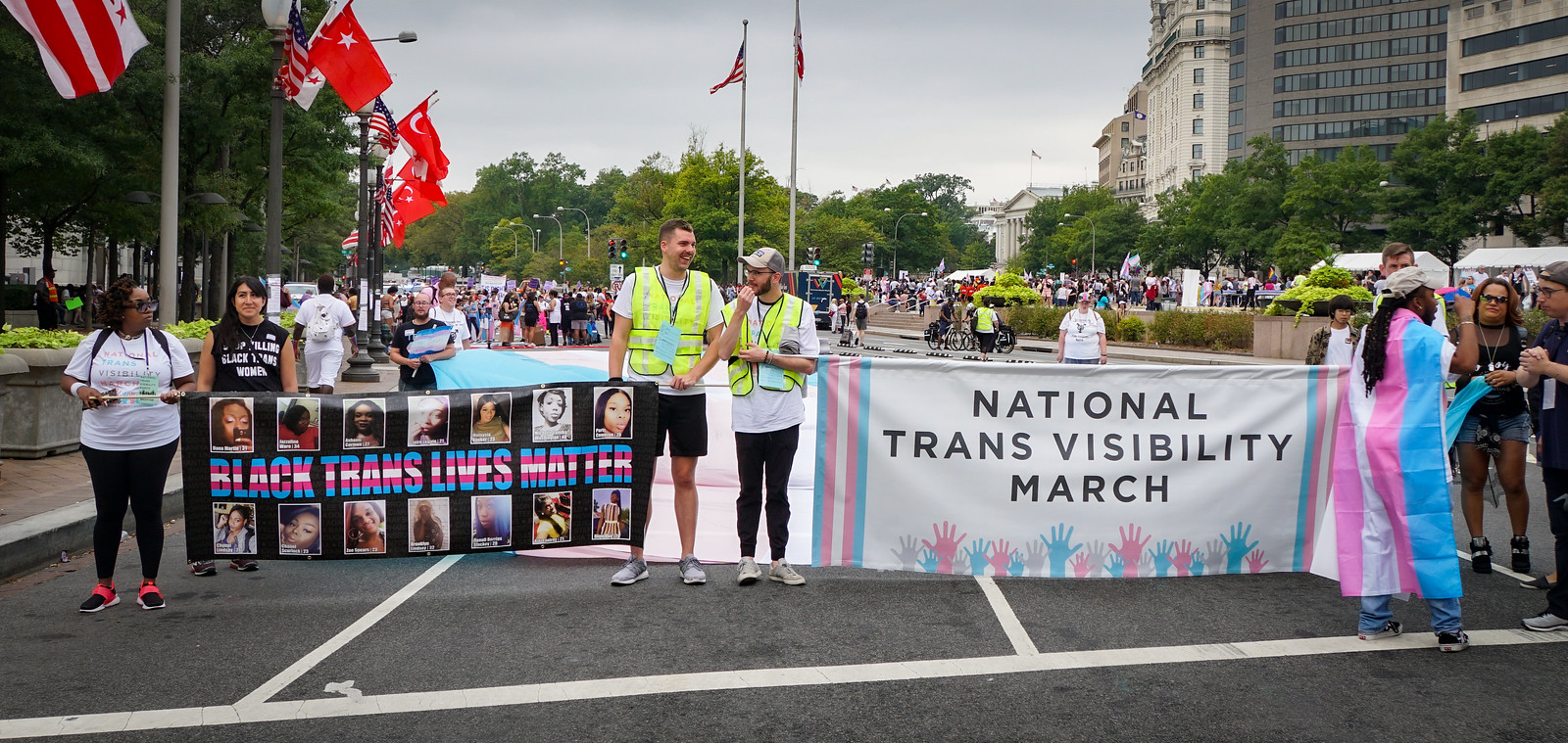 2019.09.28 National Trans Visibility March, Washington, DC USA 271 69067