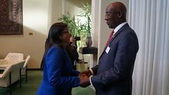 Venezuela y Trinidad y Tobago refuerzan alianzas para el beneficio de ambas naciones