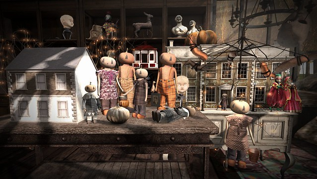 The Doll Shoppe