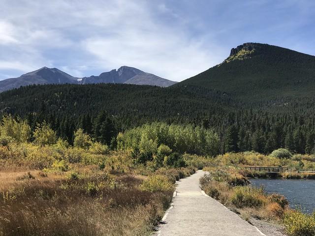 Estes Cone, Lily Lake