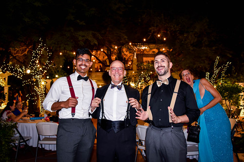 Proceeds from the annual gala go directly to the student-run Commitment to Underserved People (CUP) Clinics, which provide free quality health care to underserved populations here in Southern Arizona. Photos by Dilara Onur.