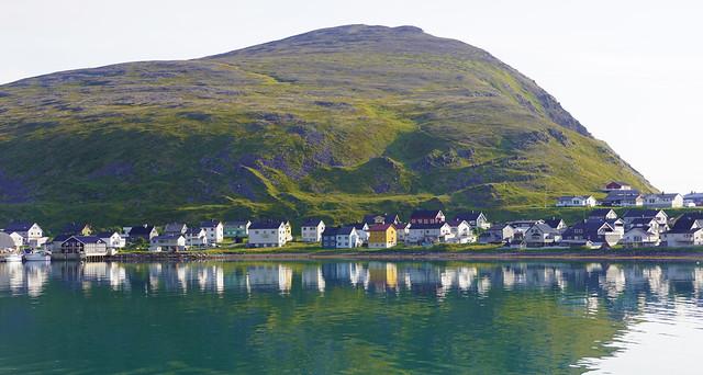 Reflections of Nordvågen