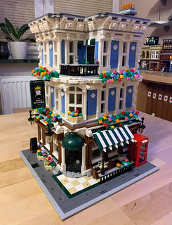 The Queen Bricktoria, Brick Built Version
