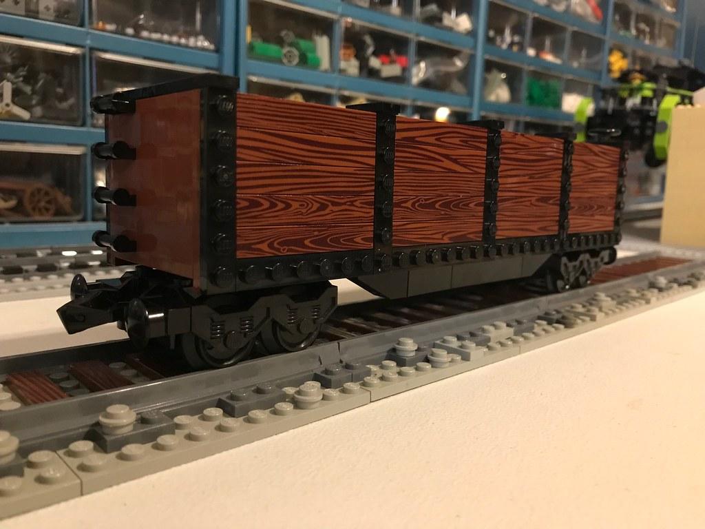 Wooden Gondola v2.0