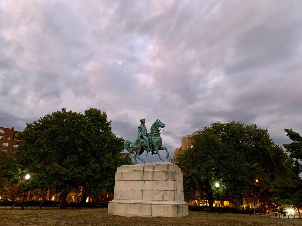 Washington Circle Park