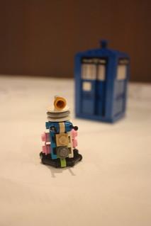 Multi-Coloured Dalek