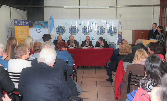 Argentina-2019-08-08-UPF-Argentina Cosponsors Program Honoring South American Liberators
