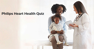 I like how the quiz provided immediate tips based on each of the 14 questions, based on its relevance to heart health. At the end of the quiz, you get an overall assessment of the state of your heart health.