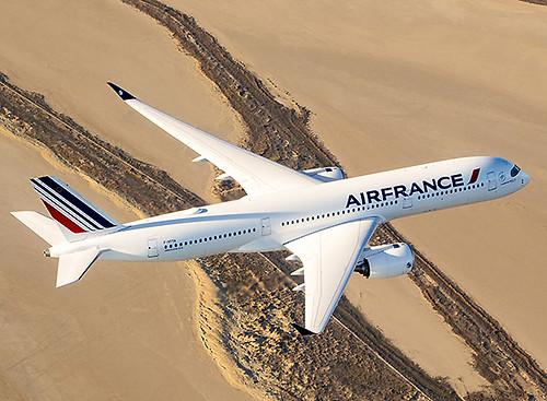 Air France A350-900 fly (Air France)