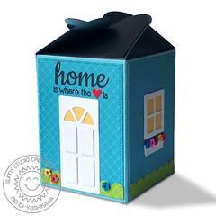 Sunny Studio Wrap Around House Box