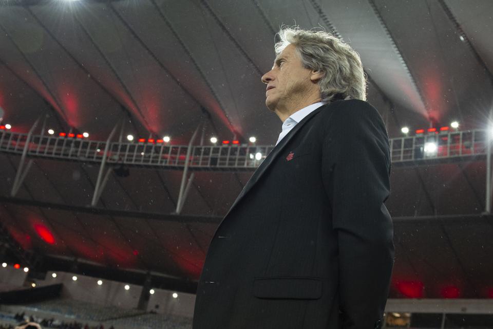 Flamengo 0 x 0 São Paulo