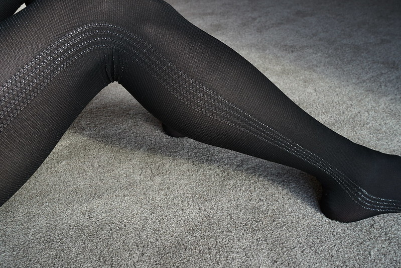 Wolford Silver Dust 15