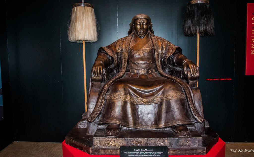 2019 - Road Trip - 72 - Bozeman - 11 - MOR Genghis Khan