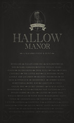 Hallow Manor Participants