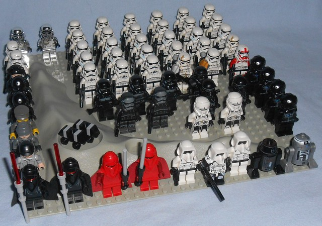 Lego - Imperial Forces