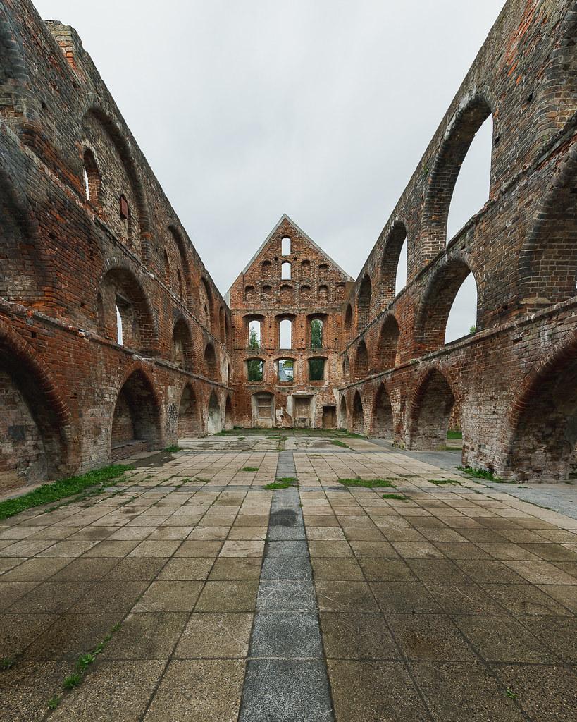 Zisterzienser Kloster Doberan - 5295