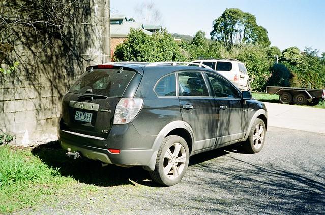 2012 Holden Captiva 7