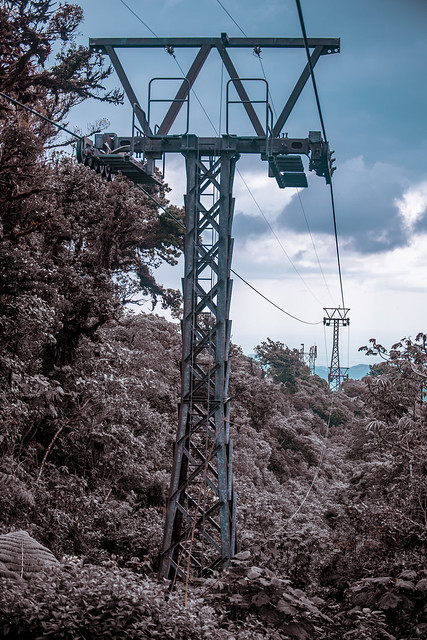 Sky Tram - Monteverde Cloud Forest, Costa Rica