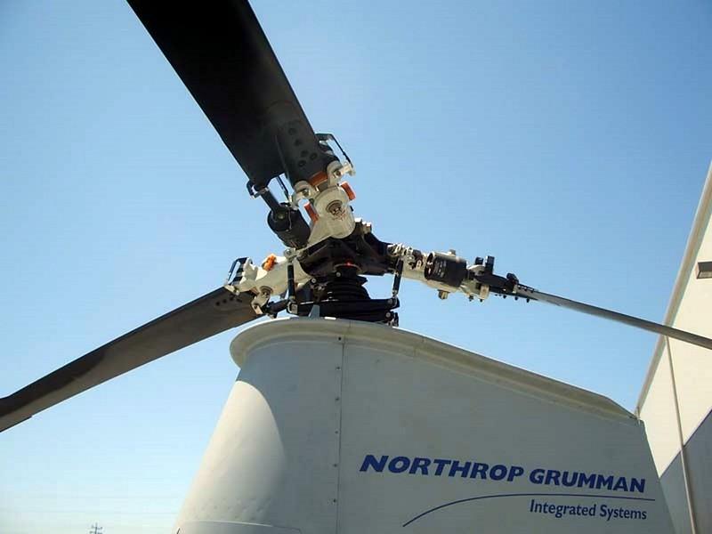 Northrop Grumman MQ-8 불 Scout00007