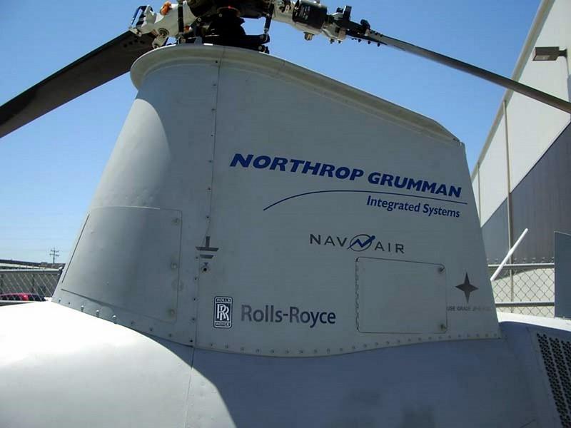 Northrop Grumman MQ-8 Fire Scout 00006