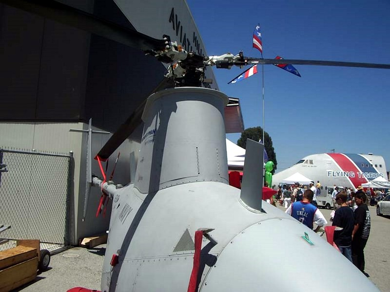 Northrop Grumman MQ-8 Fire Scout 00020