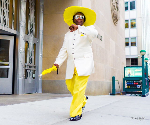 The New Yorkers - Yellow man