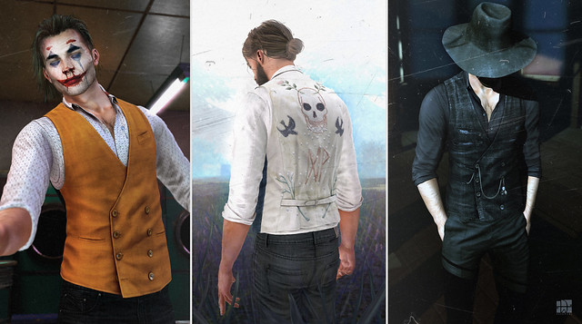 [Deadwool] Hart vest