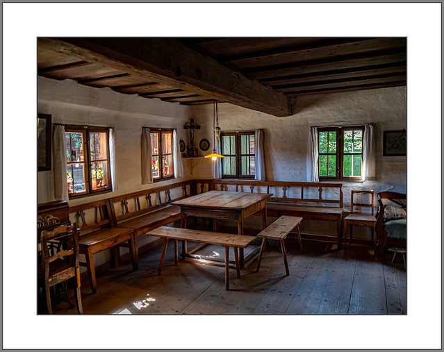 In der guten Bauernstube (In the good farmhouse parlor)