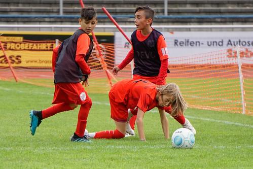 03 E-Jugend Kings Cup 2019 - FC Ingolstadt Spvgg. 03 Neu-Isenburg E3