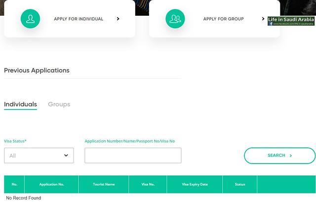 5186 How to apply for a Saudi tourist visa 05