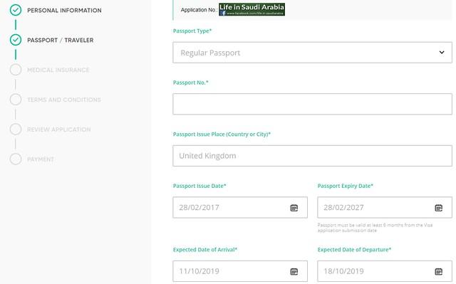 5186 How to apply for a Saudi tourist visa 07