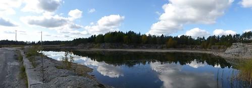 Padise karjäär / Padise quarry, Estonia