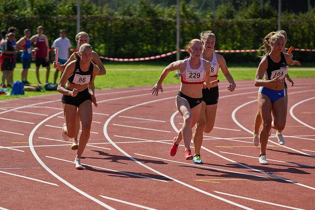 4x100m Women