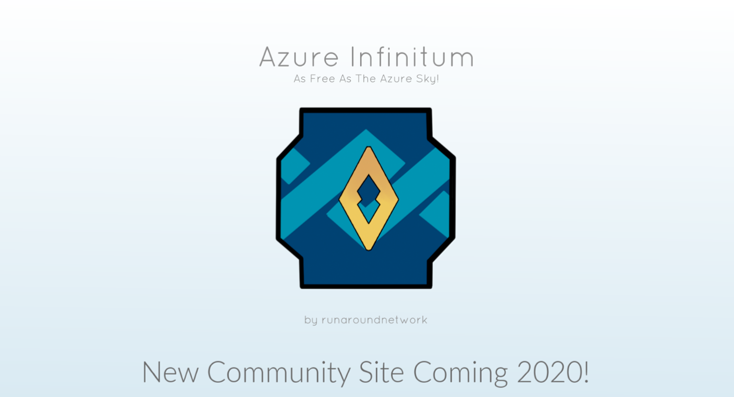 new azure site