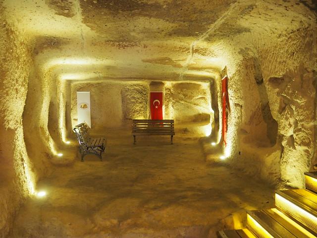 P6213866 トルコ カッパドキア Cappadocia ウチヒサール城 ひめごと