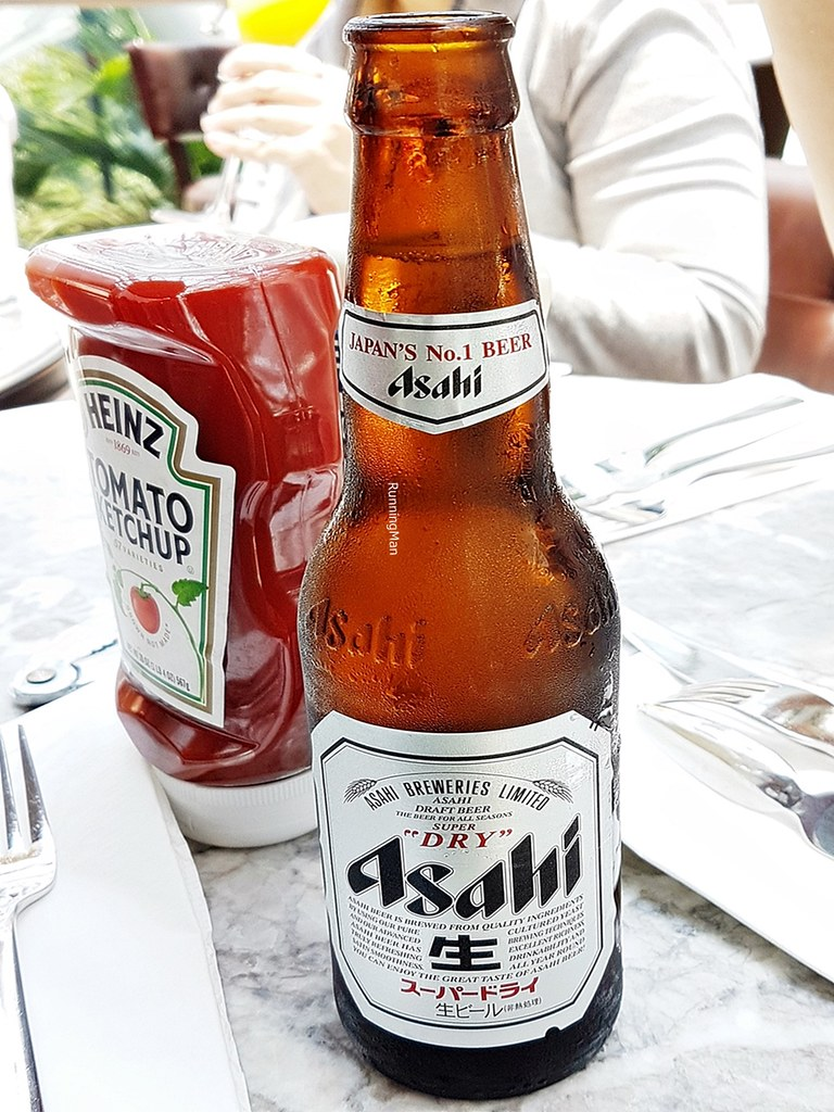 Beer Asahi Super Dry