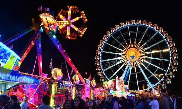 Munich - Free Style and Ferris Wheel