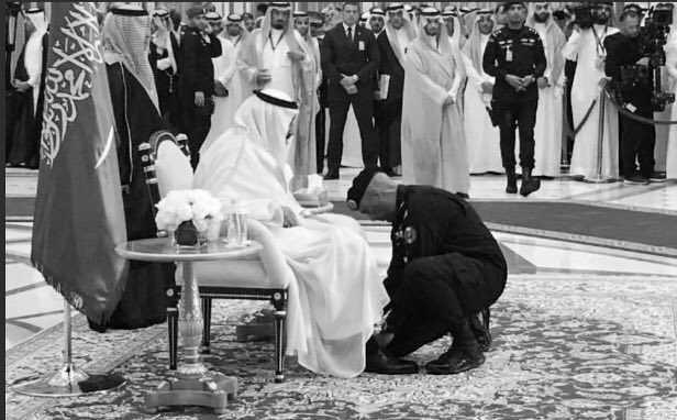 5365 How the bodyguard of King Salman shot dead in Saudi Arabia 04