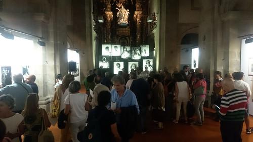 Inauguración da exposición de Ricard Terré - Santiago de Compostela 18/09/19