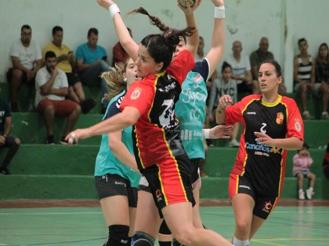 Lanzarote Zonzamas- Balonmano Gijón