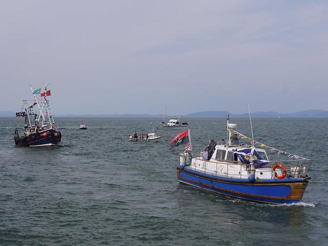 maryport trawler race  03-08-2019