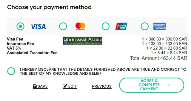 5186 How to apply for a Saudi tourist visa 11